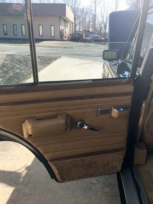 Original Jeep Grand Wagoneer