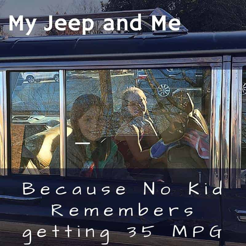 My Jeep and Me - Because Life is Better When You Drive A Jeep
