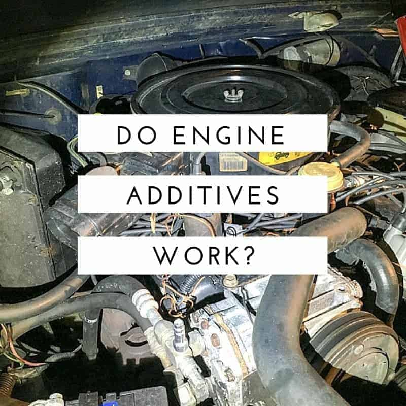 Do Engine Additives Really Work?