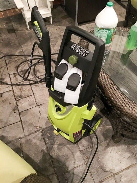 power washer
