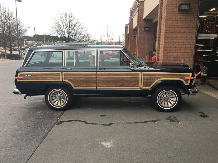 Daily Driver Tires for a Jeep Grand Wagoneer