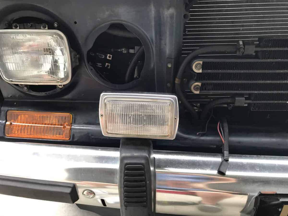 Fog Light Power -- Electical Question