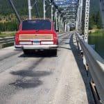 1991 Colorado Red Jeep Grand Wagoneer - Justin Bagliazo1