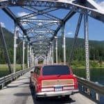 1991 Colorado Red Jeep Grand Wagoneer - Justin Bagliazo1 #Jeep