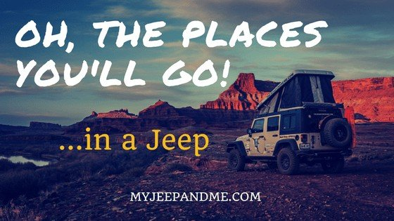 Oh the places you'll go in a Jeep, Dan Grec's Jeep Wrangler Unlimited JKU for Overlanding across Africa