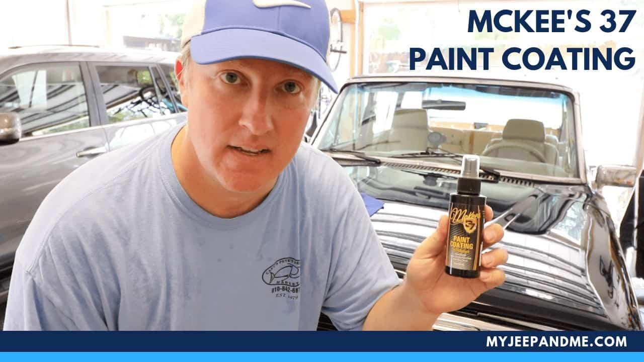 McKee's 37 Paint Coating Nano Coating
