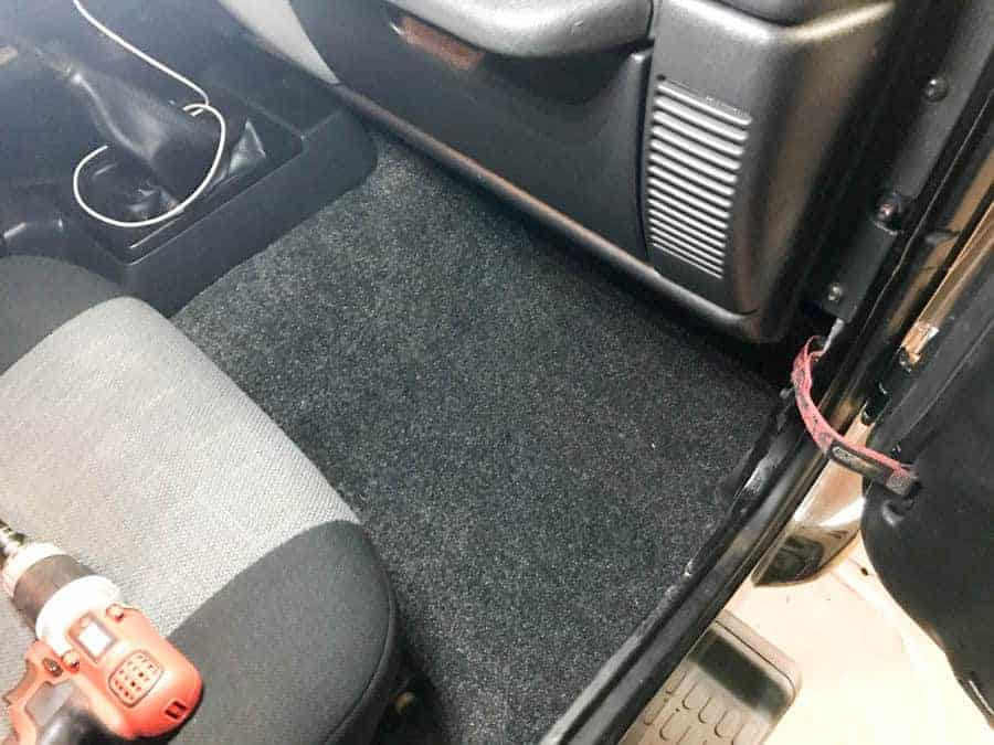 What Should I Do If I Know My Jeep Floors Will Get Wet?