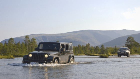 How Deep Can A Jeep Wrangler Go In Water? #Jeep, #JeepLife