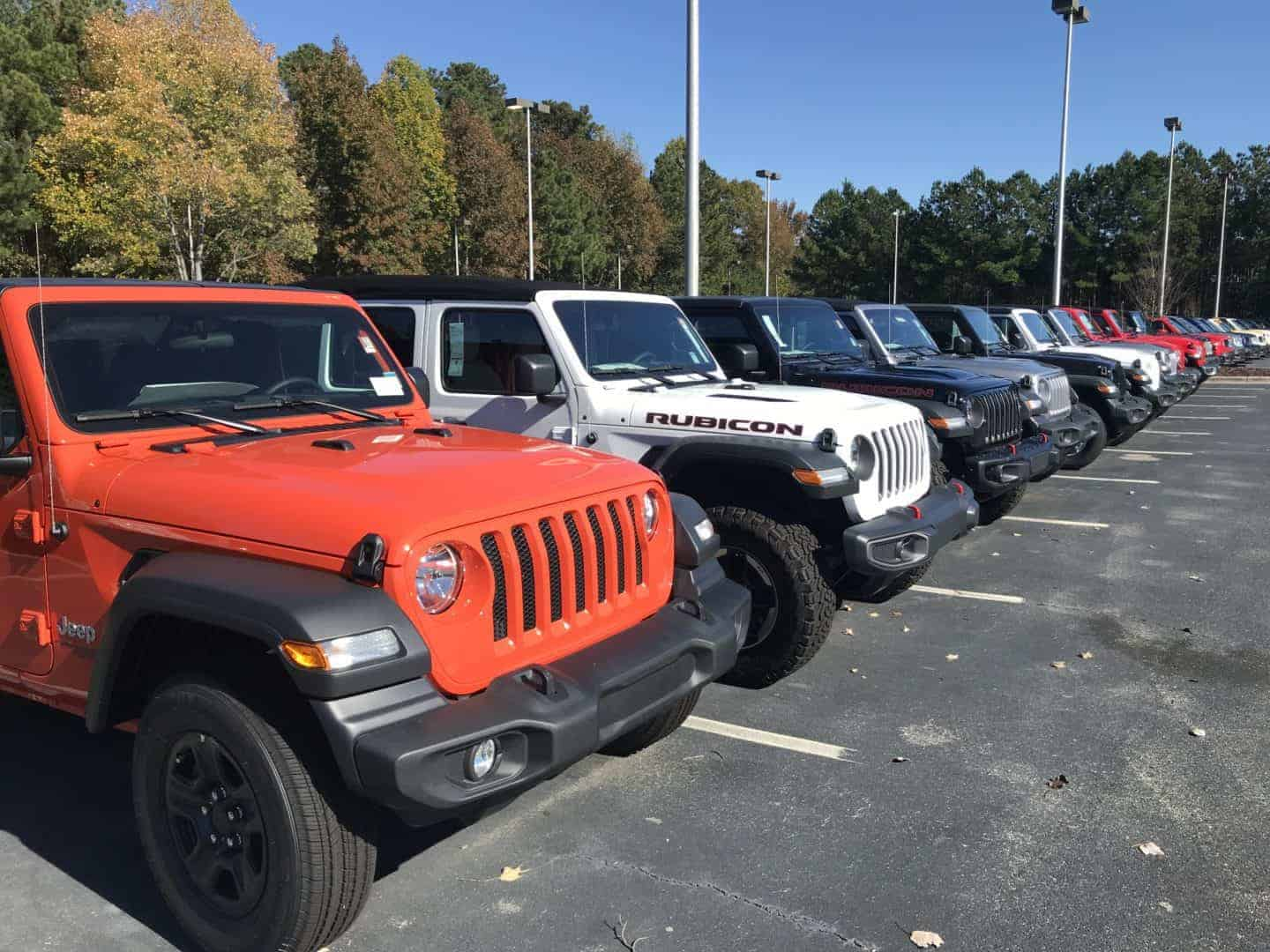 2019 New Jeep Wrangler: Best Prices Anywhere [16 Below Invoice