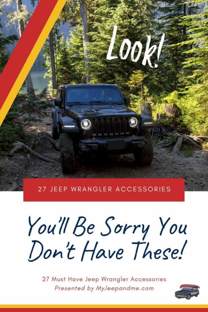 Best Jeep Wrangler Accessories