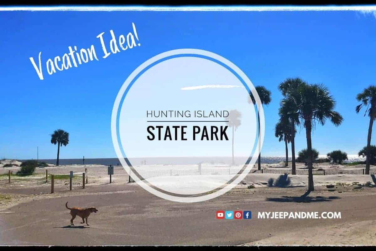 Hunting Island State Park Campground Photos and review