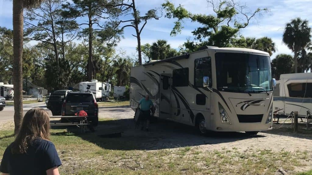 Hunting Island State Park, lighthouse, state park, #lighthouse, #camping, #RV