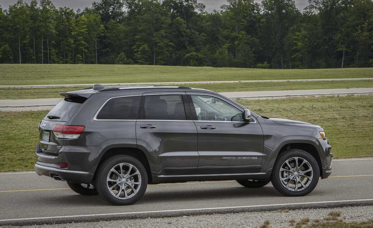 What Camper Can a Jeep Grand Cherokee Tow?