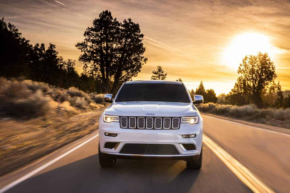 Car Insurance: Average Cost to Insure a Jeep Grand Cherokee