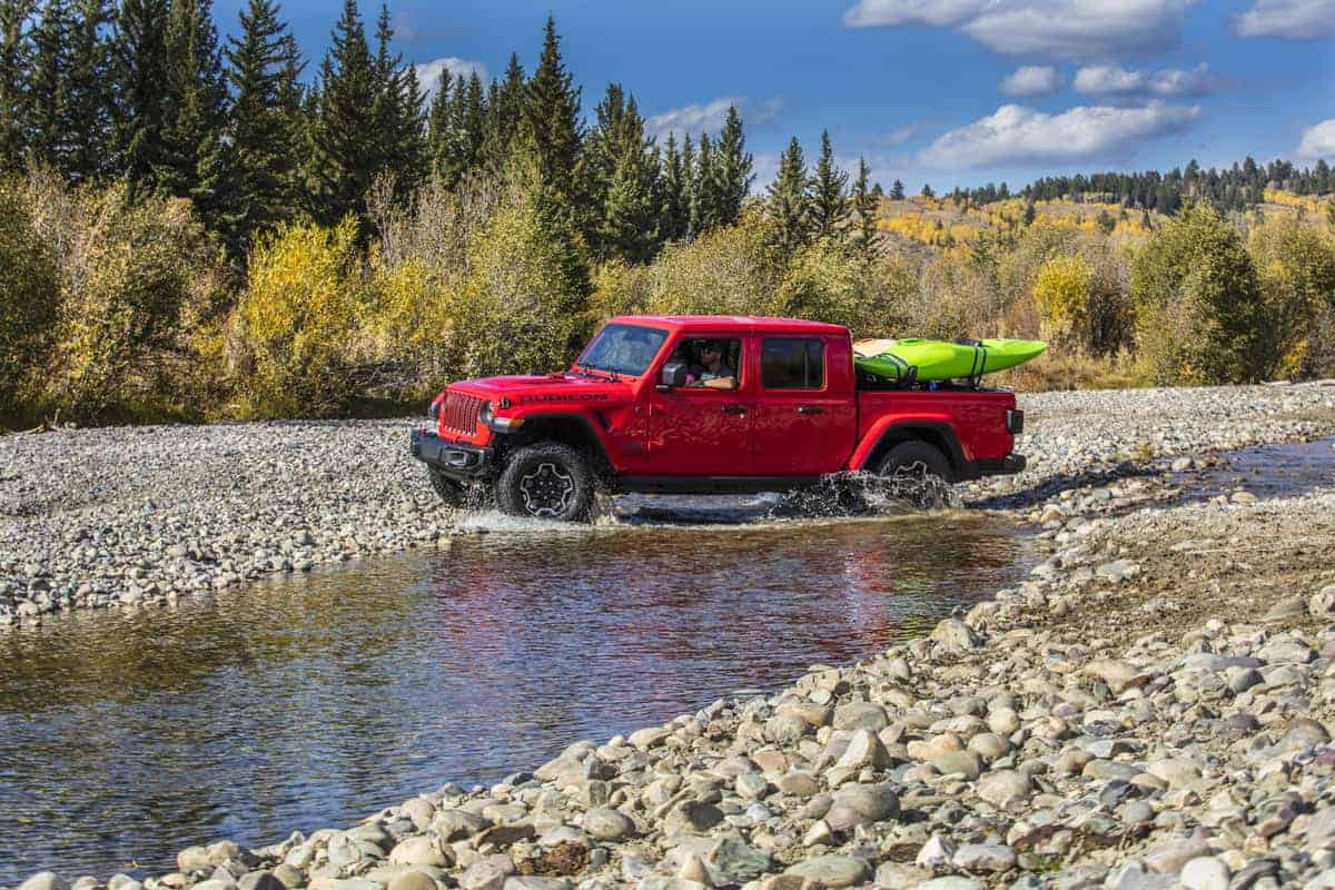 How much does it cost to insure a Jeep Gladiator truck?
