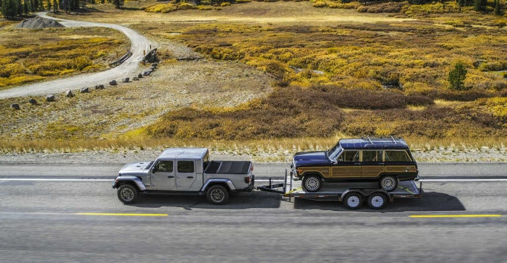 Towing Capacity: What Boats Can a Jeep Gladiator Tow?