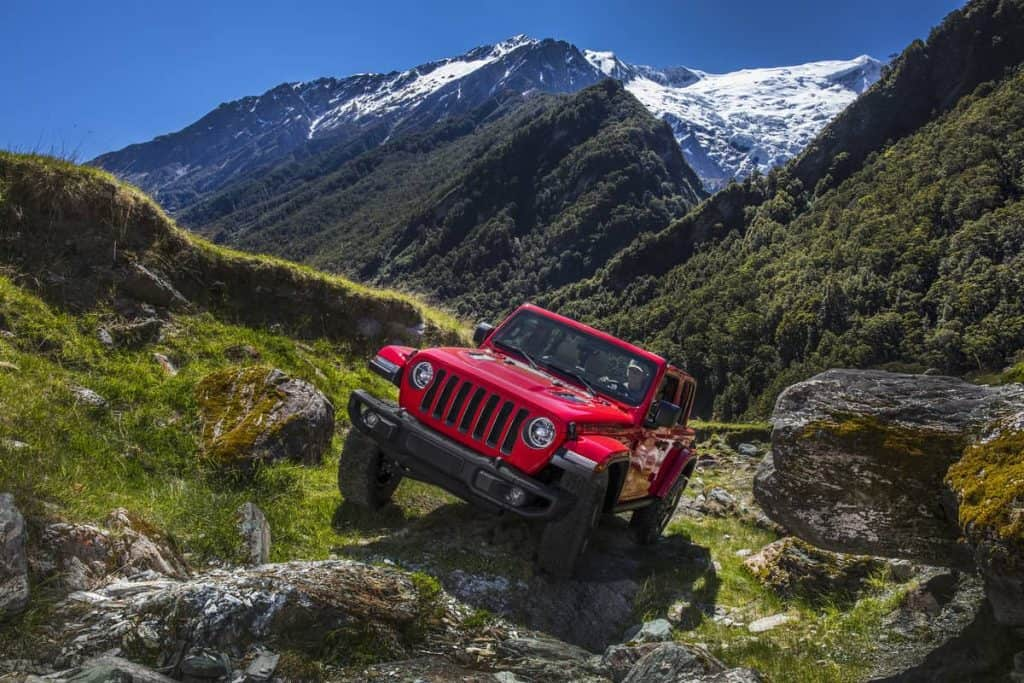 What Are The Pros And Cons Of Owning A Jeep Wrangler?, 2020 Jeep® Wrangler Rubicon