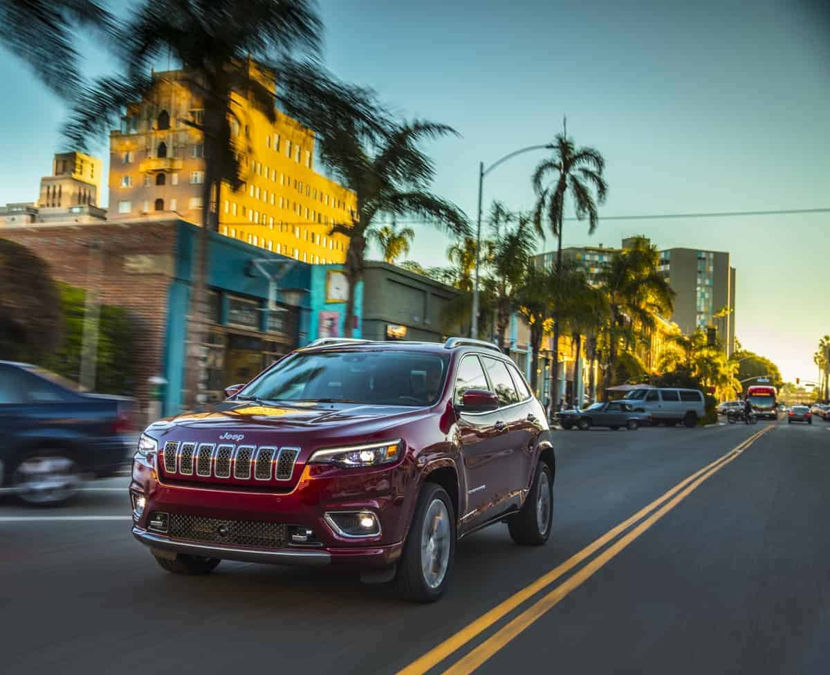 Car Insurance: Average Cost To Insure A Jeep Cherokee