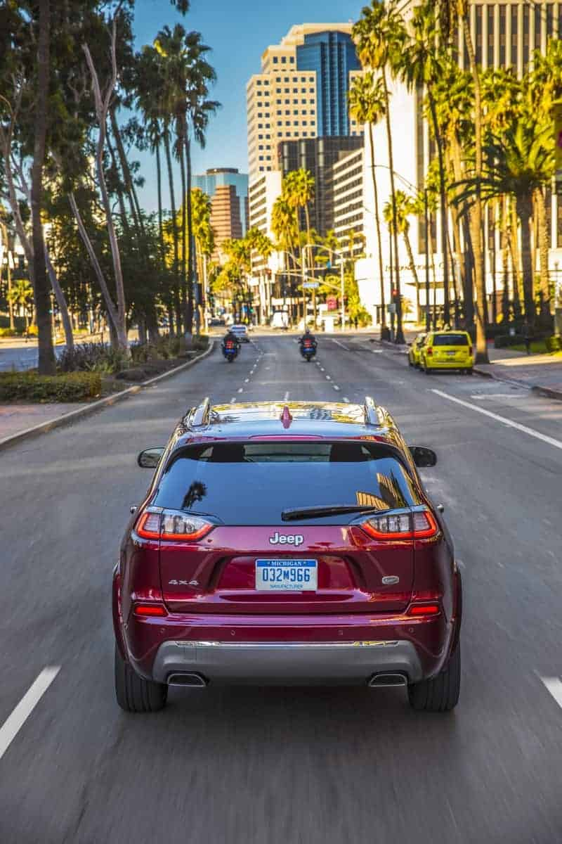 Towing Capacity: Tow With A Jeep Cherokee