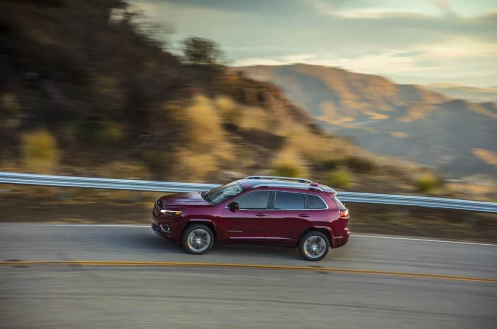 4 Campers You Can Tow With A 2020 Jeep Cherokee?