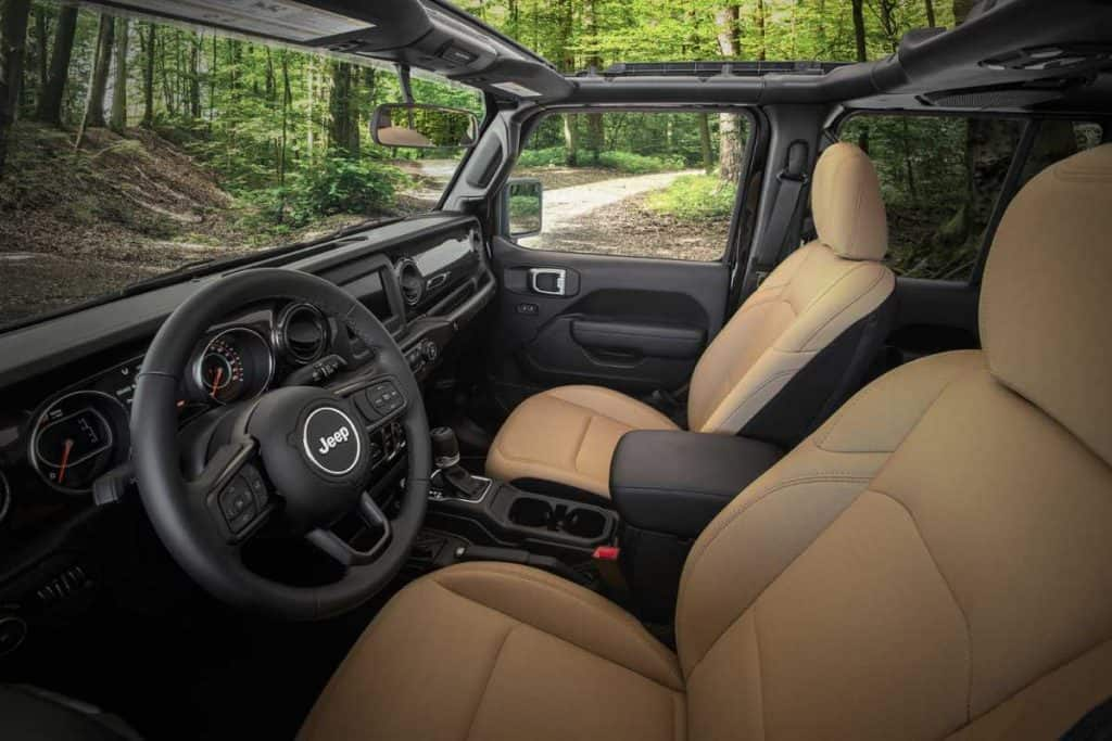 Are Jeep Wrangler Factory Seats Waterproof? Jeep Interior Waterproof, Jeep Seats, #Jeep, #Wrangler