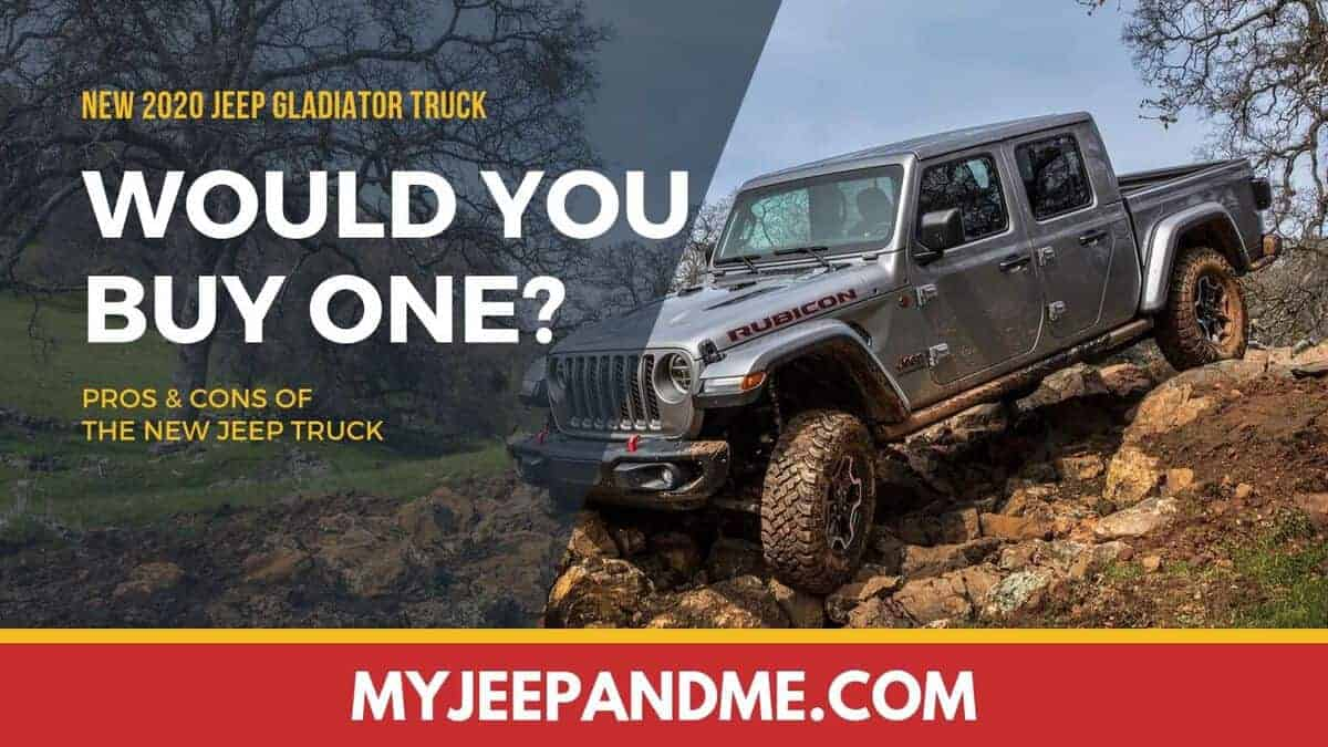 Jeep Gladiator Truck