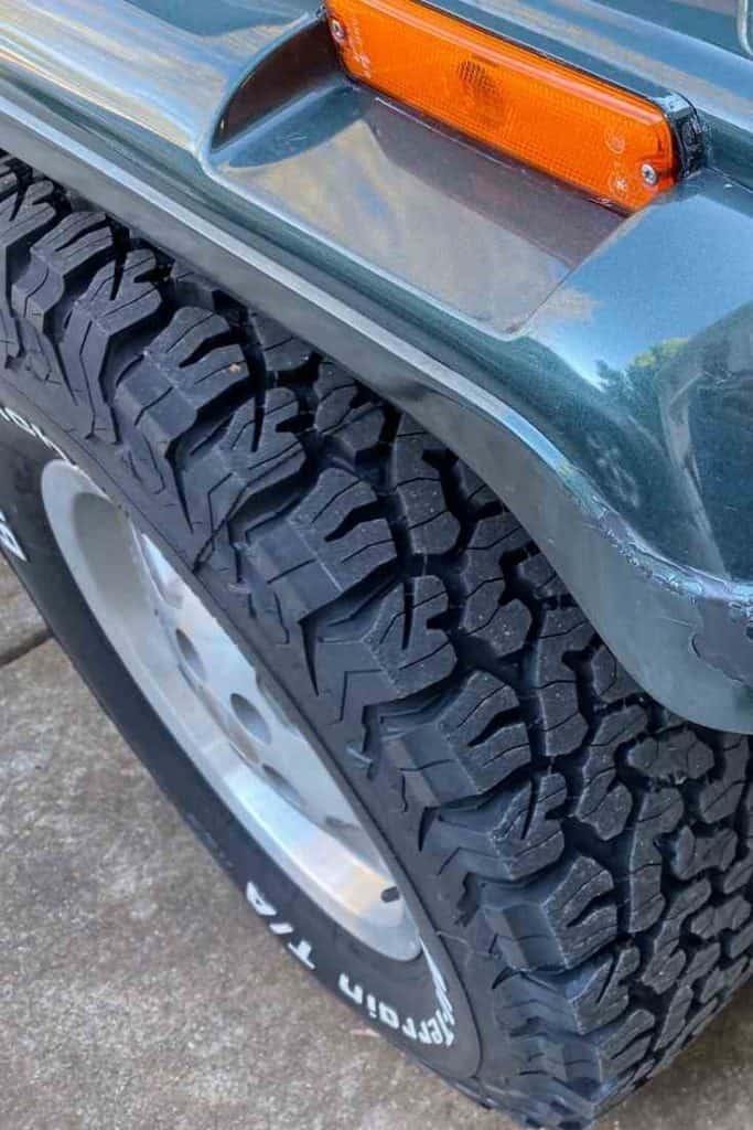All-Terrain Terrain Tires Jeep Tires #Jeep, #Wrangler, #Tires