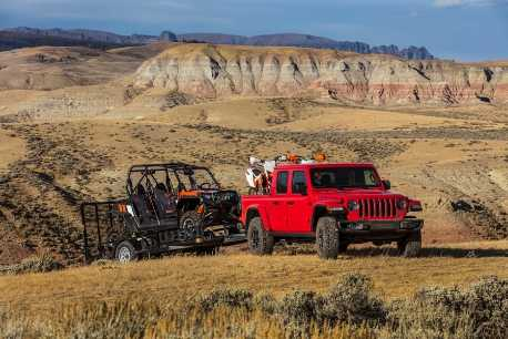 Which Jeep Gladiator Model Should You Buy?