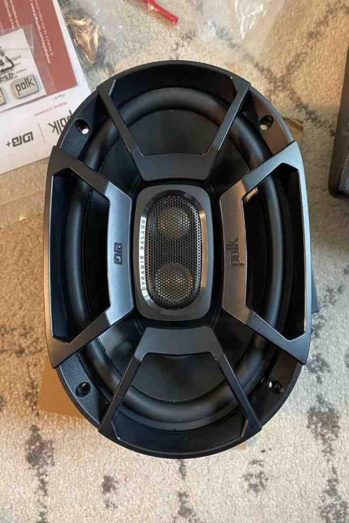 Polk DB 6x9 Speakers