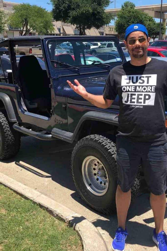 How Do You Remove the Doors from Your Jeep? #jeep #Wrangler