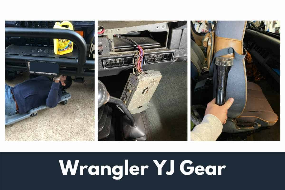 jeep wrangler yj parts and accessories
