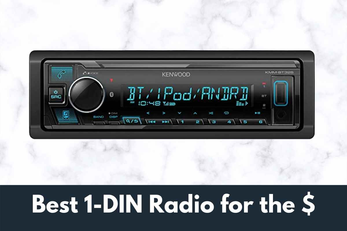 Best 1-DIN Jeep Radio