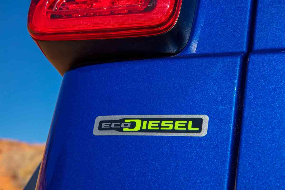 New EcoDiesel Jeep Wrangler
