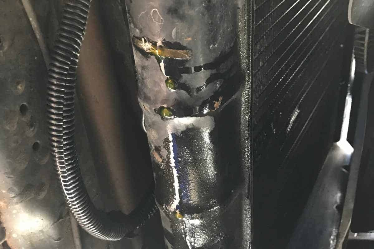 How to Fix a Jeep Leaking Coolant?