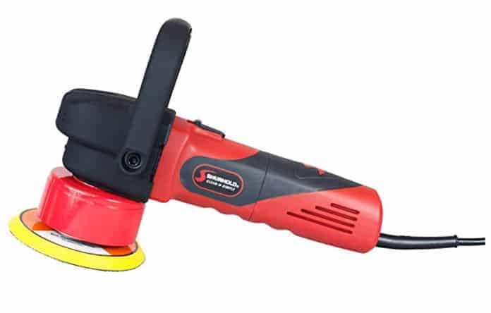 shurhold dual action polisher