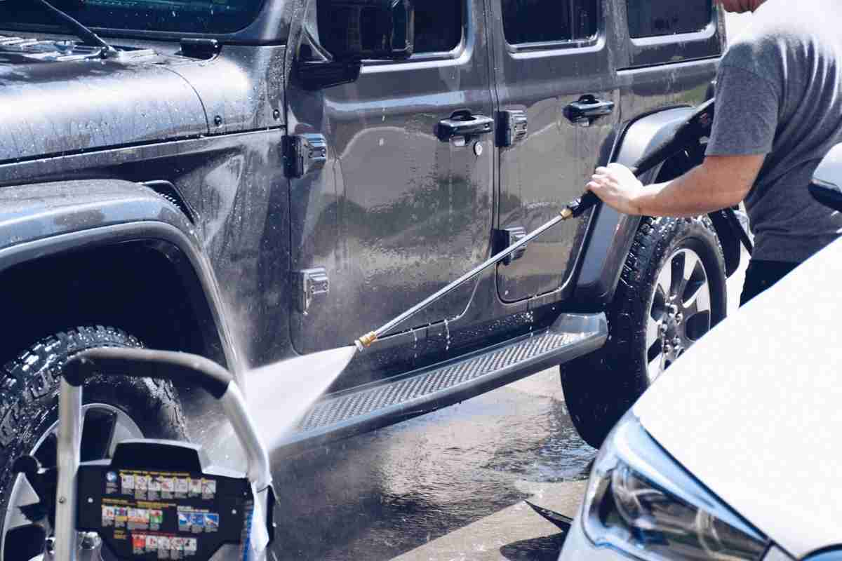 Can a Jeep Wrangler Soft Top Go Through a Carwash? #Jeep #Wrangler