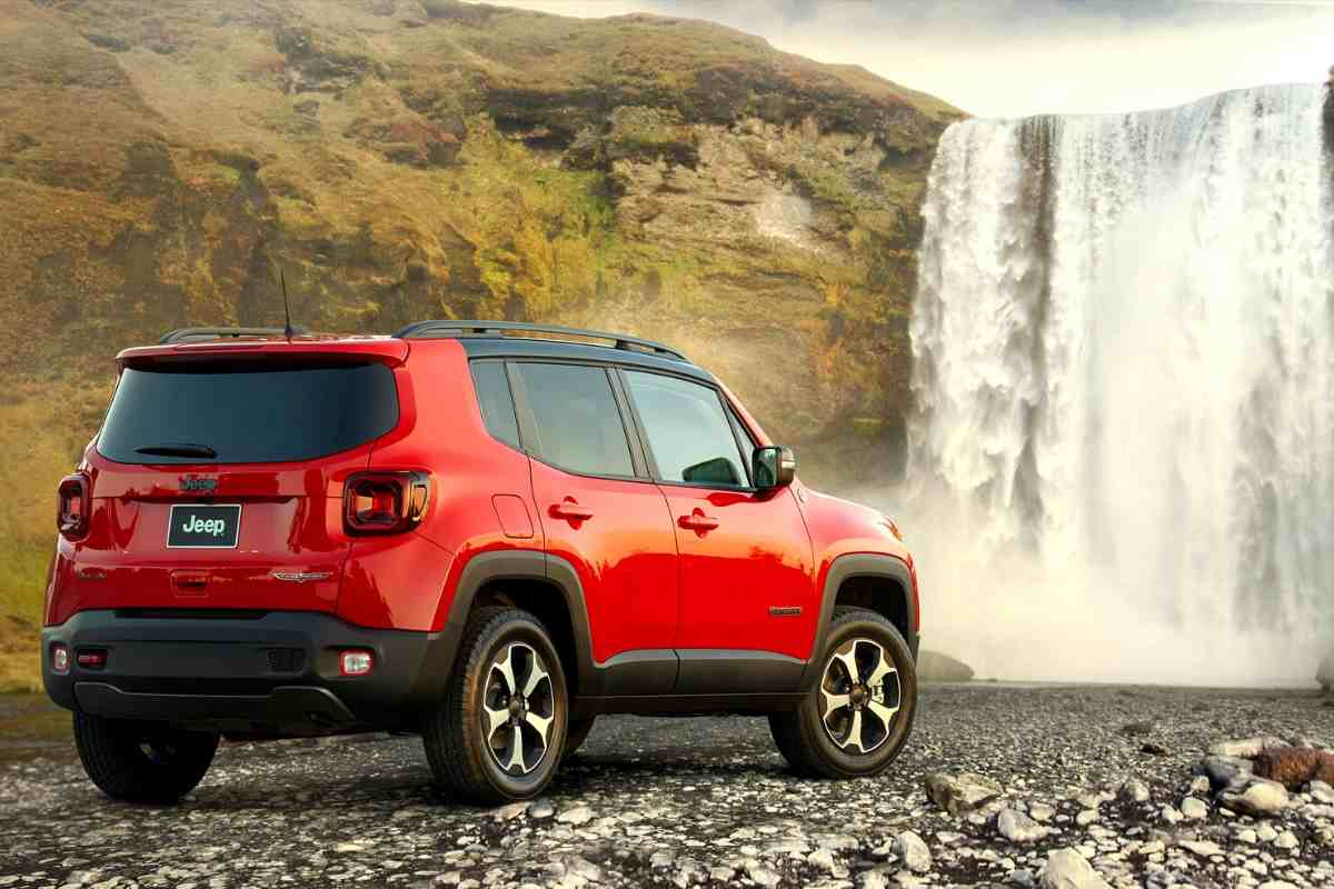 Towing Capacity: What Can a Jeep Renegade Tow?