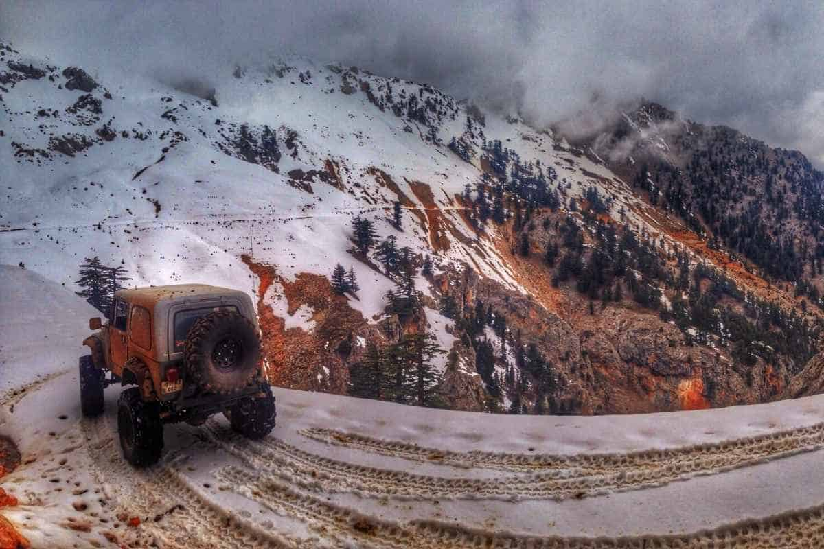 6 Tips For Winter Offroading In The Snow