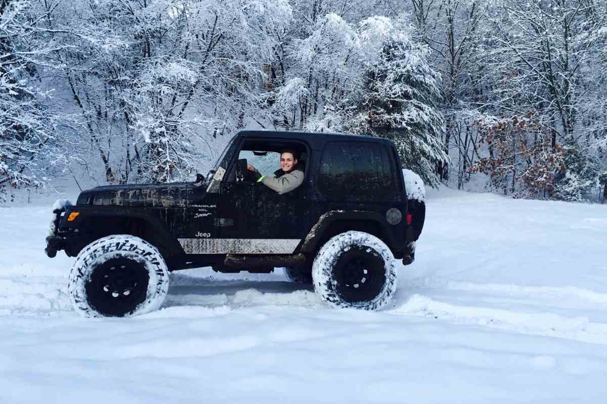 Are Jeep Wranglers Cold In The Winter?