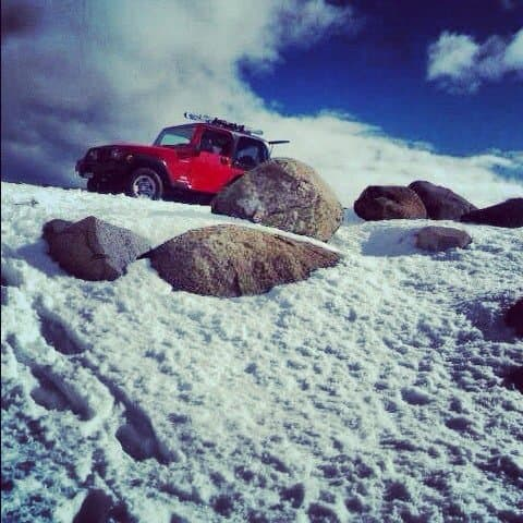 Are Jeep Wranglers Good In The Snow?