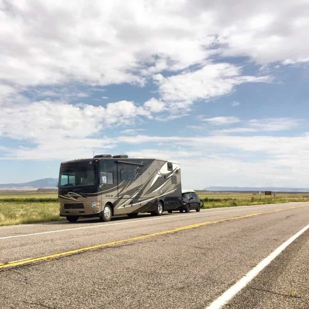 What Jeep Can Be Flat Towed Behind an RV?