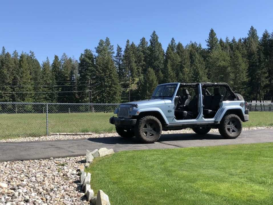 Why is a vinyl wrap expensive? #jeep #wrangler