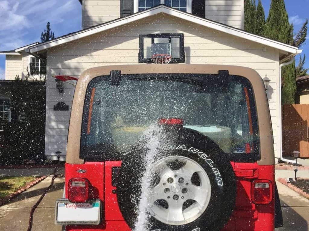 The Definitive Guide to How To Paint A Jeep Wrangler HardTop