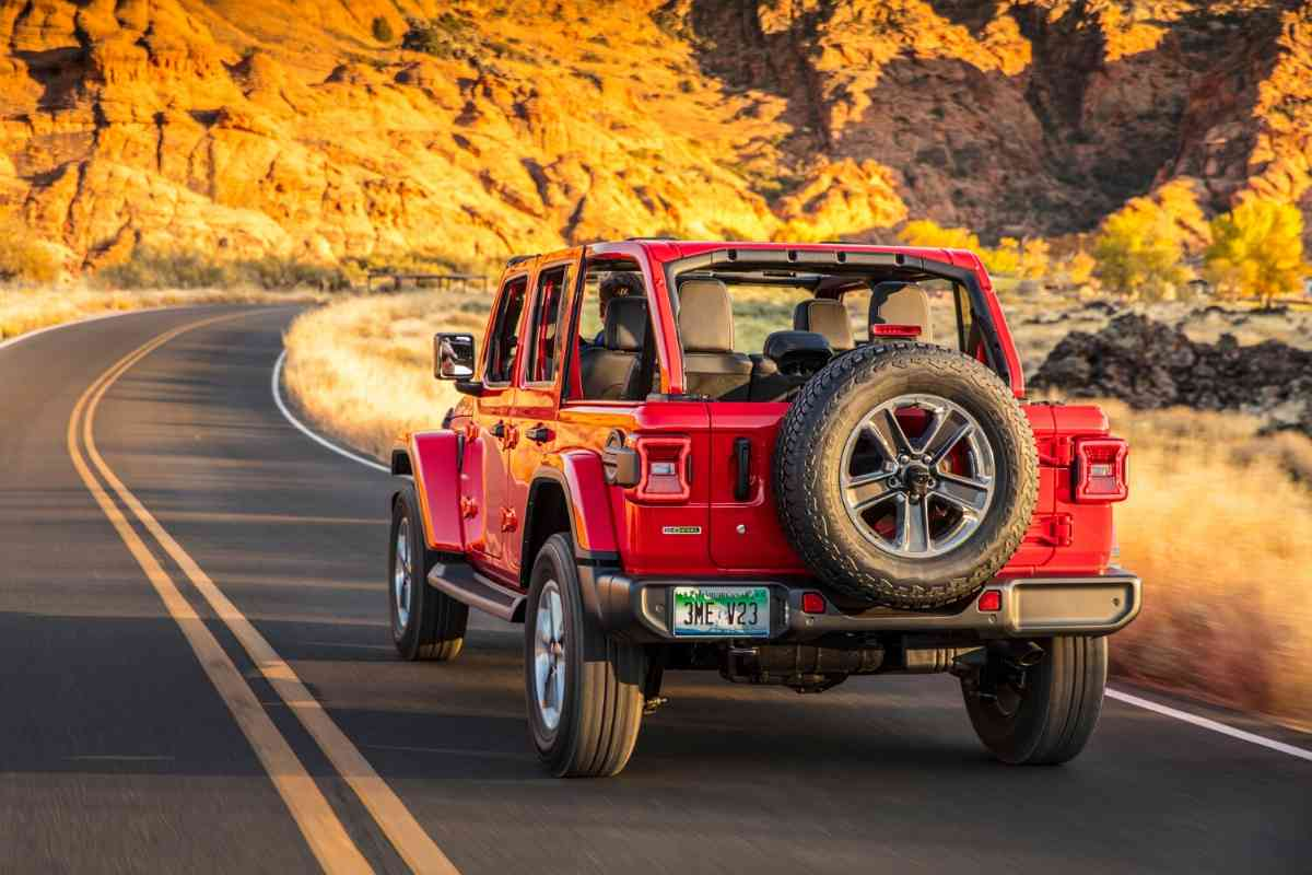What Are The Biggest Tires You Can Fit On A Stock Jeep Wrangler Unlimited Lj Jku And Jlu Four Wheel Trends
