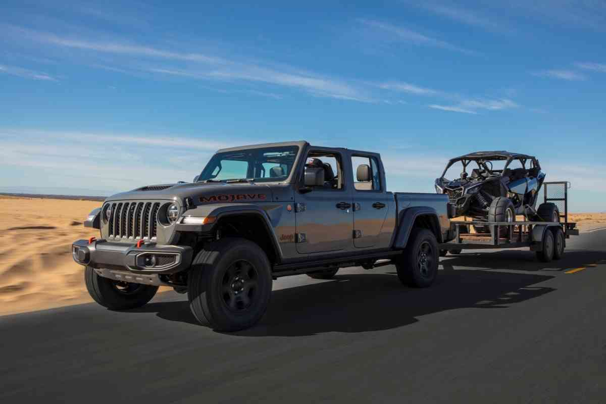 Can a Jeep Gladiator Tow a Fifth Wheel?