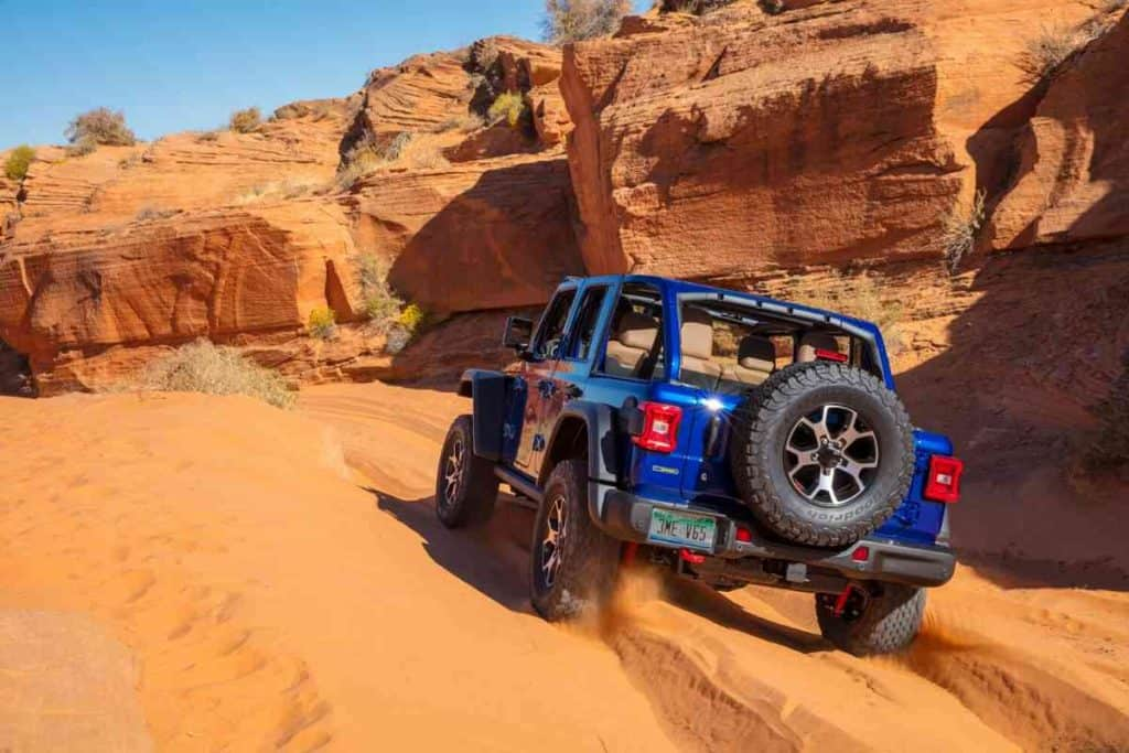 What Are The Biggest Tires You Can Fit On A Stock Jeep Wrangler Unlimited? [LJ, JKU and JLU] #Wrangler #Jeep What Size Tire Should I Get For My Jeep Wrangler?