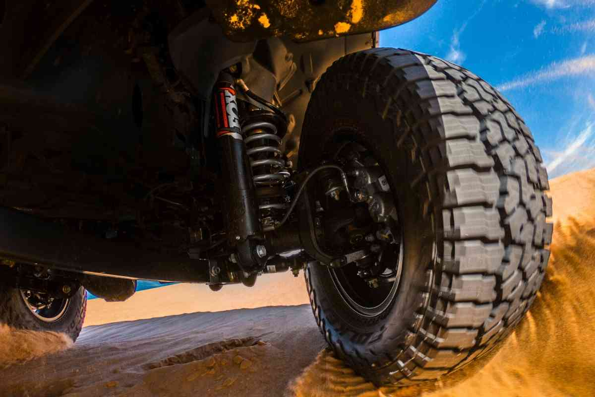 Jeep Suspension, Fox Shocks, Coil Suspension, Stock Jeep Suspension