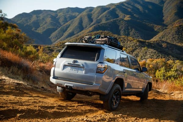 Toyota 4Runner Towing Capacity | Campers, Boats, Trailers