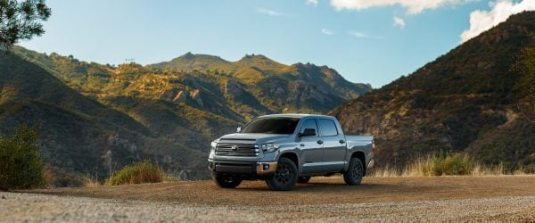 2021 Toyota Tundra Pickup Truck - Trail Edition