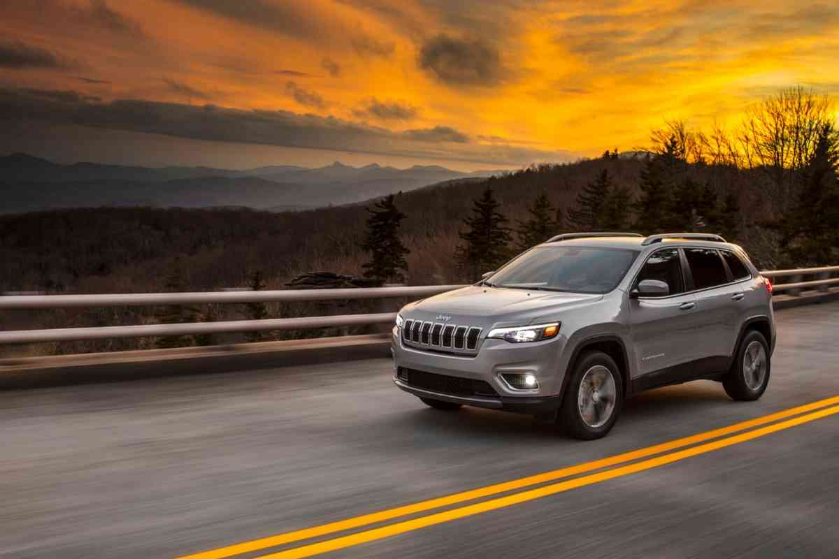 Is a Jeep Cherokee Good in the Snow?